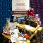 prize display