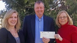 Pac Power Foundation Check Presentation