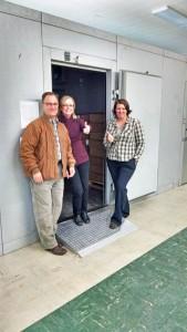 USDA Annex Freezer Visit 3