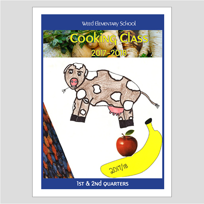 WES 1st quarter cookbook cover
