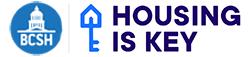 Housing is Key Logo